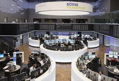 Ab an die Börse: Einige Mittelstandsanleihen werden im neuen Entry-Standard Scale gehandelt.