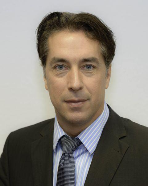 Uwe Peters, Einkaufsleiter im Schoeller Werk.