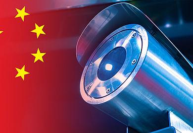 Im Visier Chinas: Die chinesische Regierung hat ein Bewertungssystem für das Verhalten von Unternehmen eingeführt.