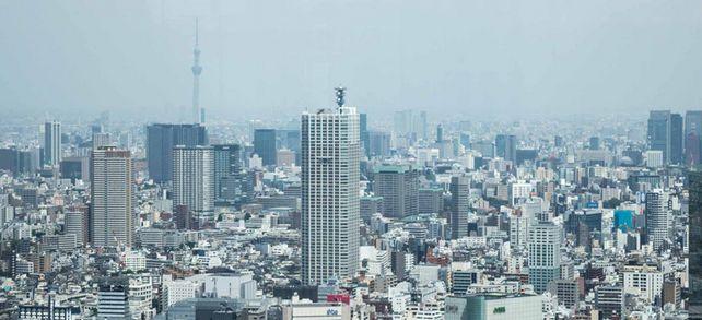 Expats willkommen: Japan (im Bild: Tokio) hingegen hat ein zwar konservatives, aber doch stabiles und grundsätzlich durchlässiges Einwanderungssystem.