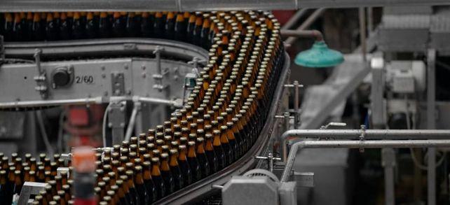 Vom Hopfen bis in die Flasche: Biermanufakturen brauchen dafür teure Maschinen, die sie durch Förderprogramme und Förderdarlehen finanzieren können.