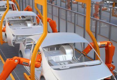 Mexiko ist eines der Hauptziele des deutschen Mittelstands in Lateinamerika, vor allem in der Automobildindustrie.