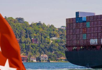 Spannungen am Bosporus: Auch der Handel ist von der politischen Krise zwischen Türkei und Deutschland betroffen.