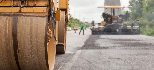 Neue Straßen in Asien: Für die Projekte, die durch die neue Investitionsbank AIIB finanziert werden, können sich auch deutsche Mittelständler bewerben.
