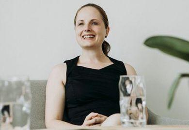 Unternehmerin Jeannine Budelmann: Sie fordert Respekt für Unternehmer – unabhängig von deren Geschlecht oder Alter.