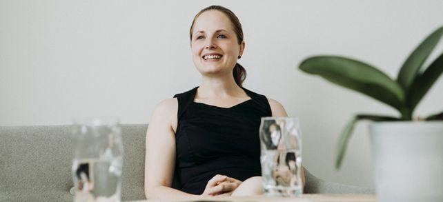 Unternehmerin Jeannine Budelmann: Sie fordert mehr Respekt vor Kompetenz und Know-how – unabhängig vom Alter und Geschlecht der Person.
