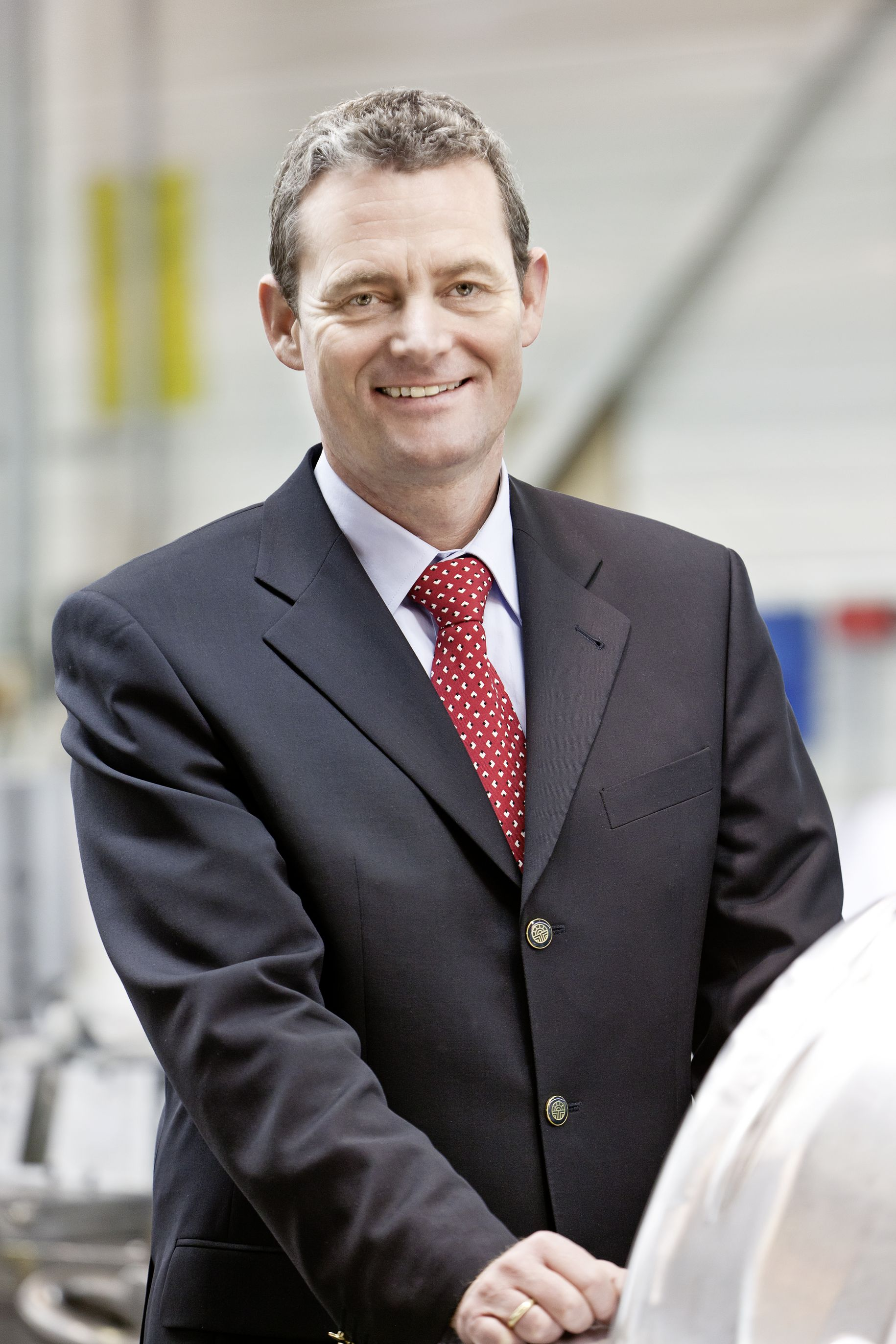 Christian Siebenwurst, Geschäftsführender Gesellschafter Christian Karl Siebenwurst GmbH & Co. KG