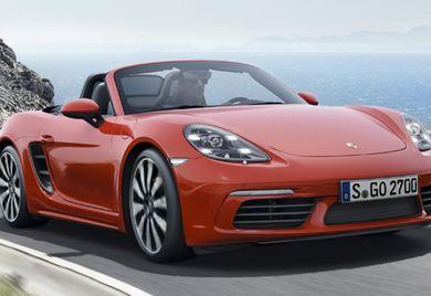 Der Porsche 718 Boxster ist kein billiger Spaß. Doch wer fragt schon nach den Kosten der Ausstattung, wenn er sich einen Edelsportler zulegt?