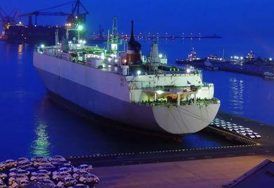 Wenn Trump, wie geplant, Nafta aufkündigt, könnten es im Hafen von Veracruz und anderswo in Mexiko bald anders aussehen. Deutsche Unternehmen planen dennoch Investitionen in dem Land.