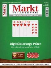 Digitalisierungs-Poker - Wer mitspielt, wer abwartet, wer blufft