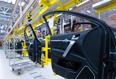 Schwierige Lage: Die Corona-Krise setzt der Automobilindustrie zu.