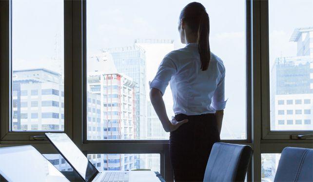 Schwieriger Weg nach oben: Auch heute ist nur jede fünfte Führungskraft weiblich. Im Top-Management ist der Frauenanteil noch geringer.
