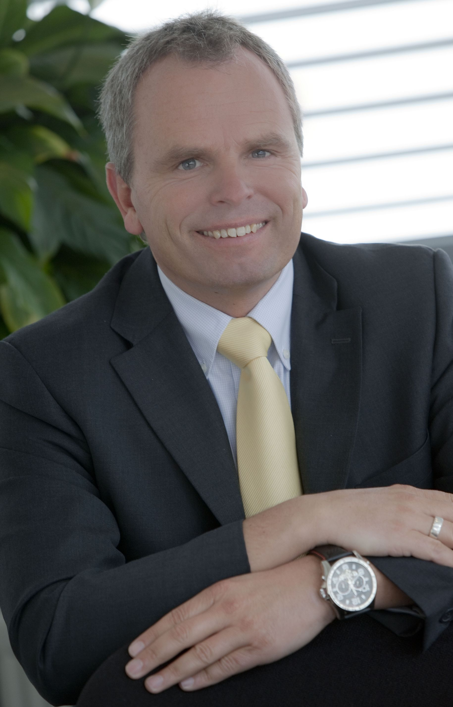Matthias Strehl, Geschäftsführer der Ludwig Meyer GmbH & Co. KG: