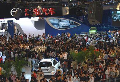 Die Auto Shanghai: Deutschlands Autmobilhersteller setzen auf weiteres Wachstum in China.