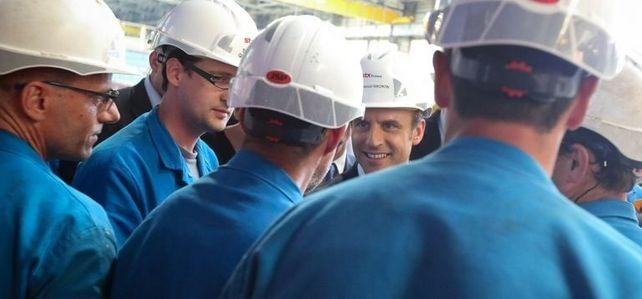 Deutsche Mittelständler hoffen, dass die Arbeitsmarkt-Reformen durch Emmanuel Macron ihre unternehmerischen Gestaltungsmöglichkeiten in Frankreich erhöhen.