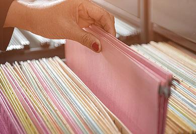 Zu viel Papierkram: Viele Mittelständler haben ihre Buchhaltung noch nicht digitalisiert.