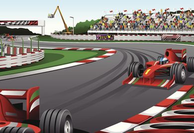 Hohe Anforderungen: Hör Technologie beliefert unter anderem die Formel 1 mit Getrieben.