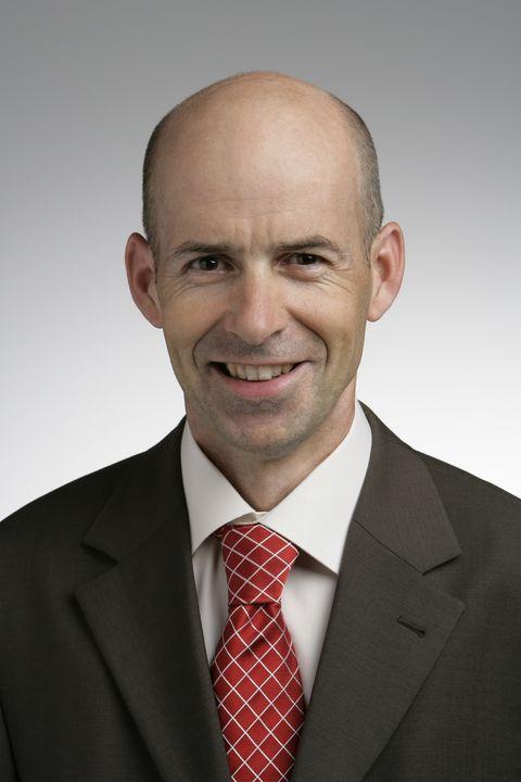 Hans Günter Ritter, verantwortlich für den Einkauf von Edelmetallen bei Heraeus