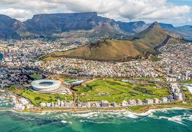 Attraktiver Markt: Dank Metropolen wie Kapstadt ist Südafrika für deutsche Mittelständler ein interessanter Standort.