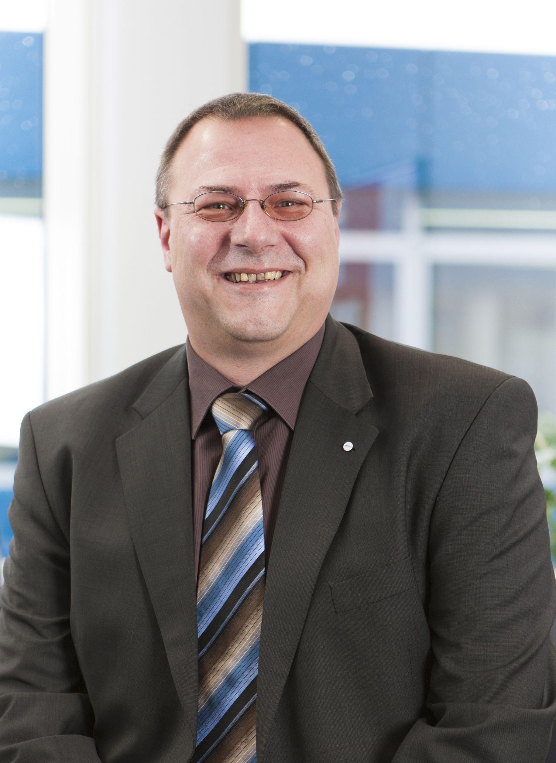 Thorsten Franz, Abteilungsleiter Fernverkehr bei ZUFALL Fulda