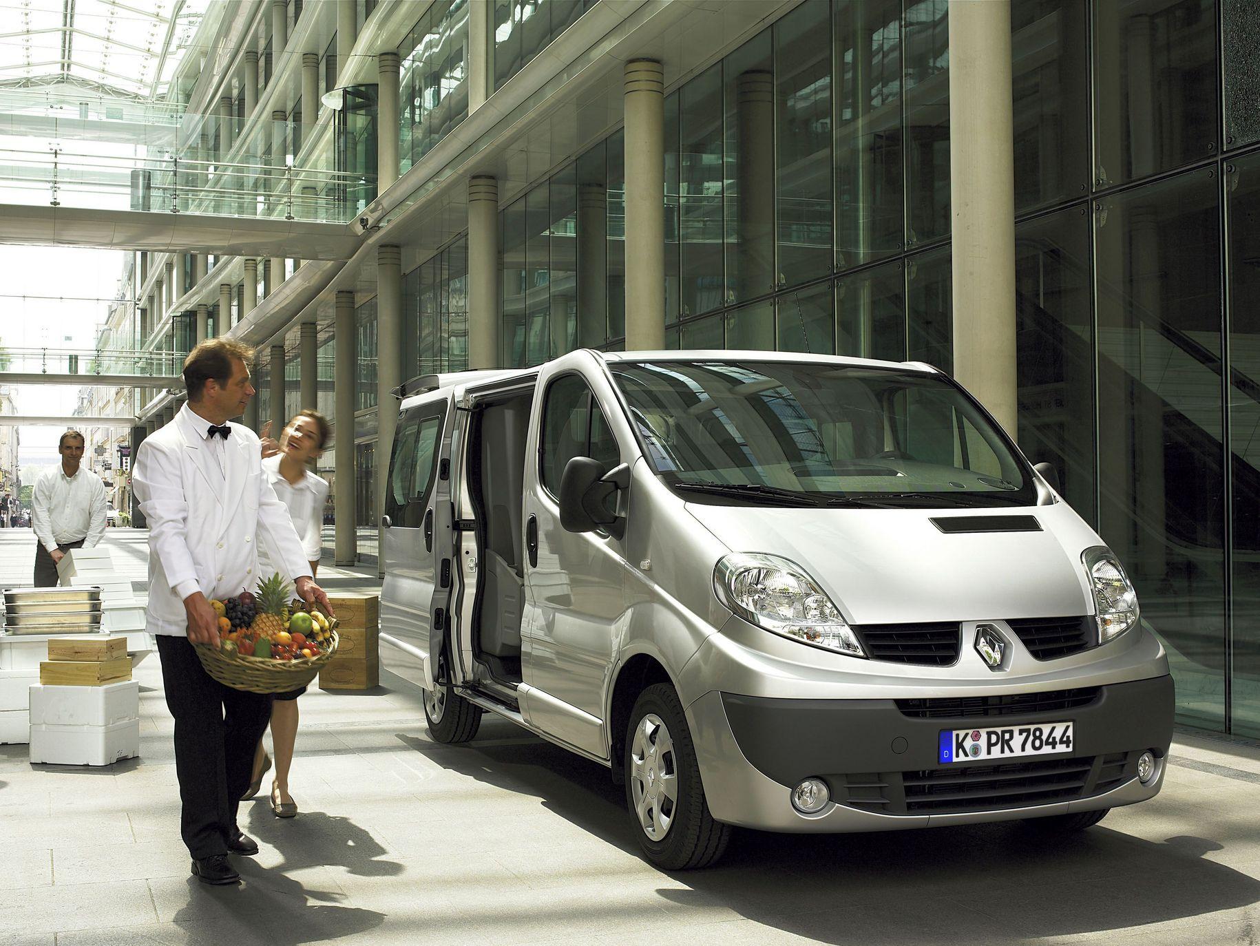 Renault Trafic: Sparsamer Kraftsportler