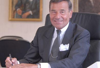 Mit Scheitel, Charme und Krawatte: Wolfgang Grupp ist überzeugter Mittelständler mit festen Überzeugungen.