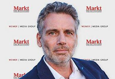 Neue Führung: Oliver Stock ist neuer Herausgeber von Markt und Mittelstand.