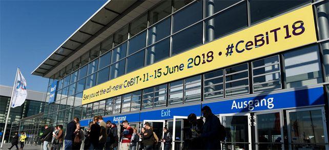 Alles neu: Ab 2018 soll die Cebit im Juni stattfinden.