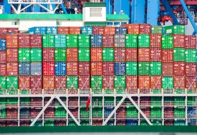 Russland-Export Hamburg Hafen