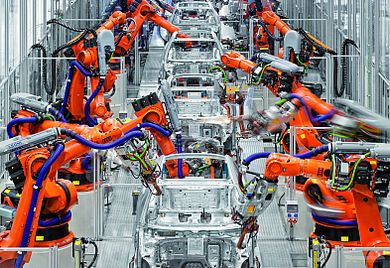 Die Automobilhersteller werden ihre Fahrzeuge in Europa nicht mehr los.