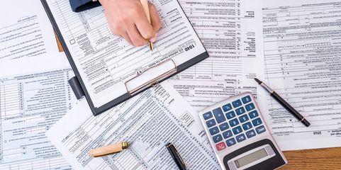 Viel Potential: Mit etwas Geschick können Unternehmen viel Geld bei der Steuer sparen.