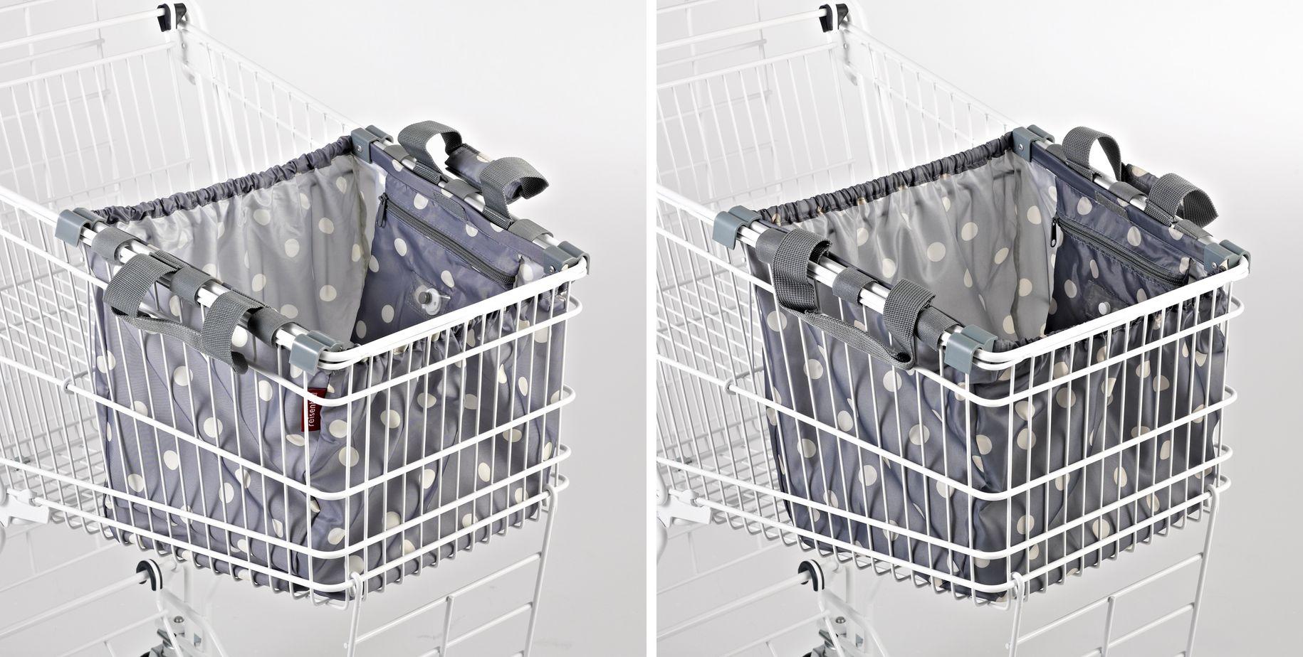 """Platz 4 bis 10 - Einkaufswagentasche """"easyshoppingbag"""""""