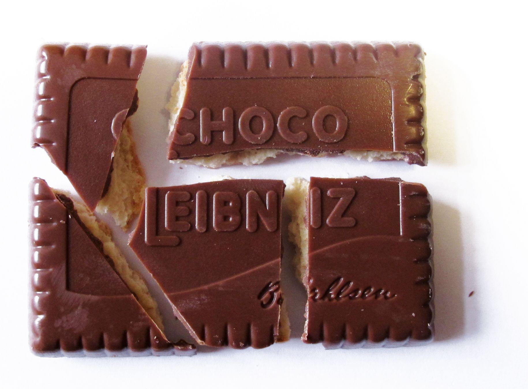 Schokolade nicht vergessen!