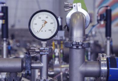 Energiefresser Druckluft: Betriebe können den Energieverbrauch schon mit einfachen Mitteln um ein Drittel senken.