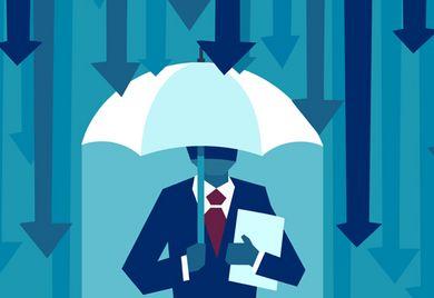 Nicht im Regen stehen lassen: Mit Investitionsschutzverträgen unterstützen Staaten ihre Unternehmen.