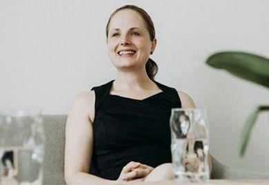 Unternehmerin Jeannine Budelmann: Firmen sollte ihre Arbeit ständig hinterfragen.