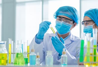 Investition in Innovation: Nie zuvor gaben Unternehmen so viel Geld für Forschung und Entwicklung aus.