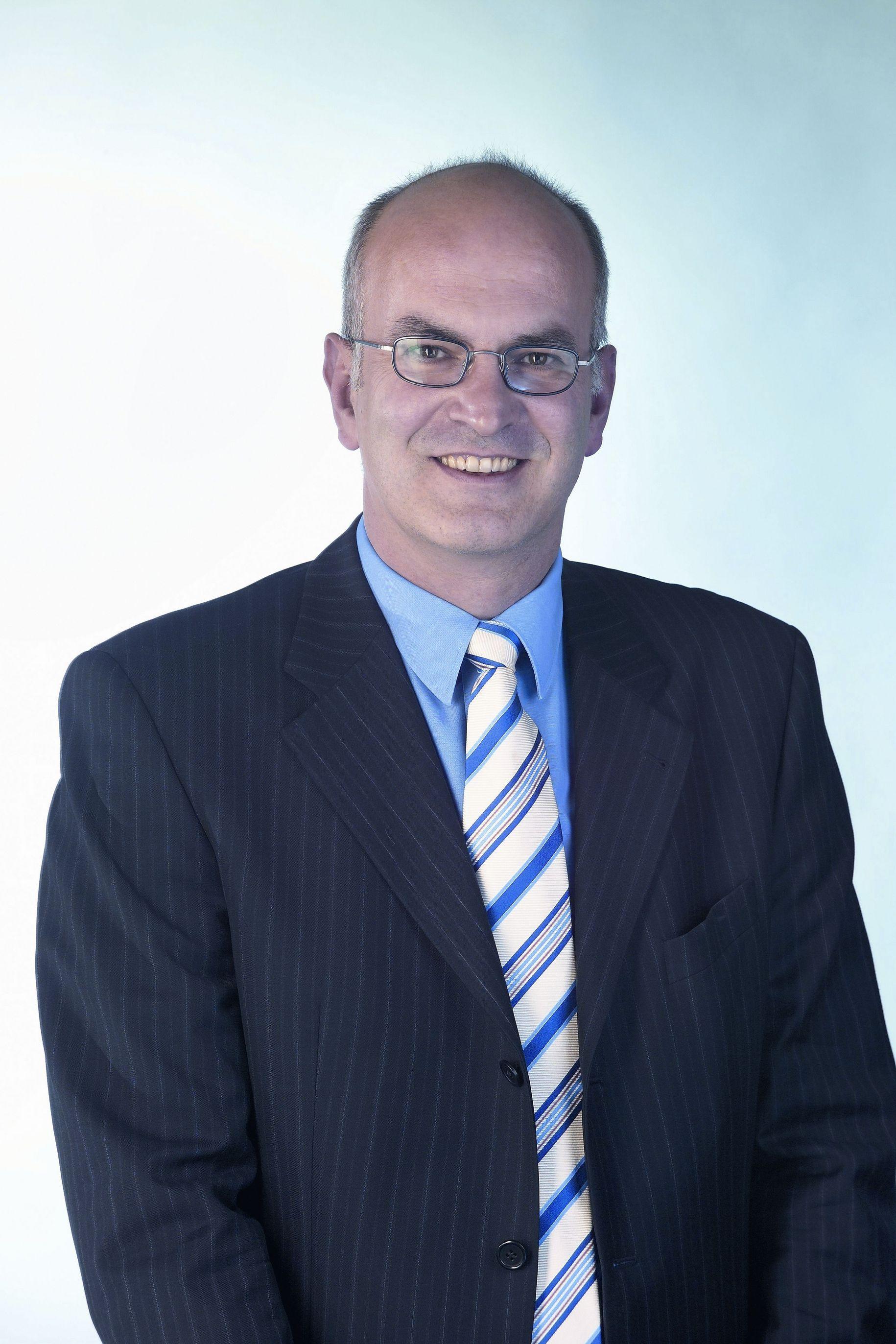 Markus Höfliger, Geschäftsführer, Harro Höfliger Verpackungsmaschinen GmbH, Allmersbach im Tal