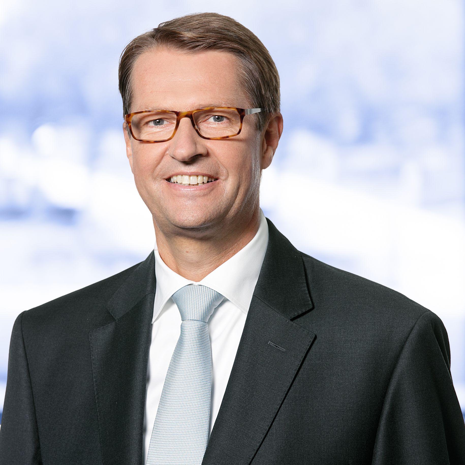Christian Wendler, Vorstandsvorsitzender, Lenze SE, Hameln