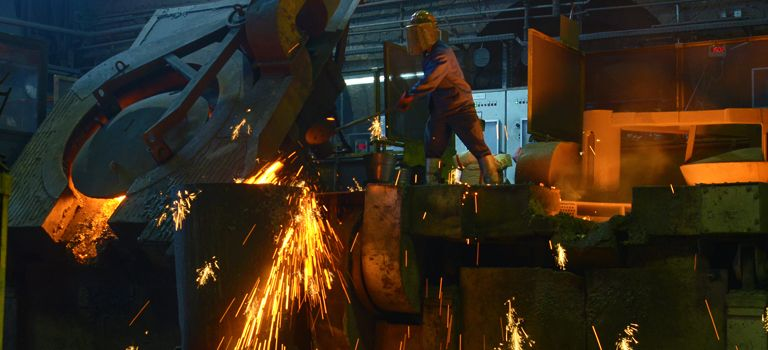 Zusammenarbeit mit Investor: Seit März 2015 gehört die Eisengießereigruppe Gienanth zum Portfolio der Private-Equity-Gesellschaft Deutsche Beteiligungs AG.
