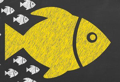 Mit gutem Beispiel voran: Mitarbeiter wünschen sich, dass ihr Vorgesetzter ein Vorbild ist.
