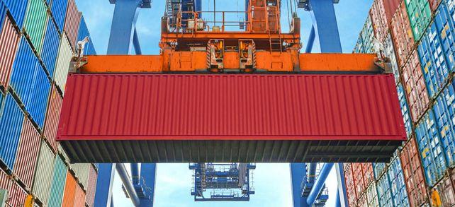Der Außenhandel macht's möglich: Als Treiber des Markts sieht der Deutsche Factoring-Verband die gut laufenden deutschen Exportaktivitäten.