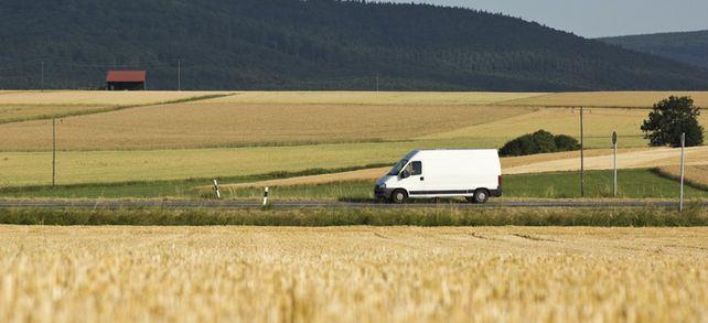 Viel unterwegs: Transporter erlauben Servicetechnikern, Werkzeug und Material immer dabei zu haben.