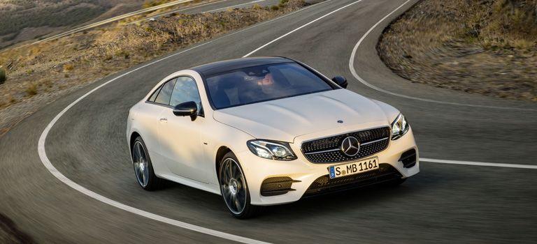Das Mercedes E400 Coupé ist nicht billig. Doch wer fragt schon nach den Kosten der Ausstattung, wenn er sich einen Edelsportler zulegt?