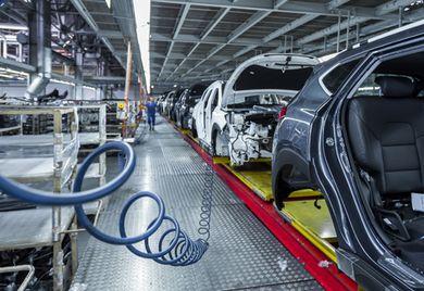 Harte Bandagen: Bei Gesprächen zwischen Automobilherstellern und ihren Zulieferern ist der Ton manchmal rau.
