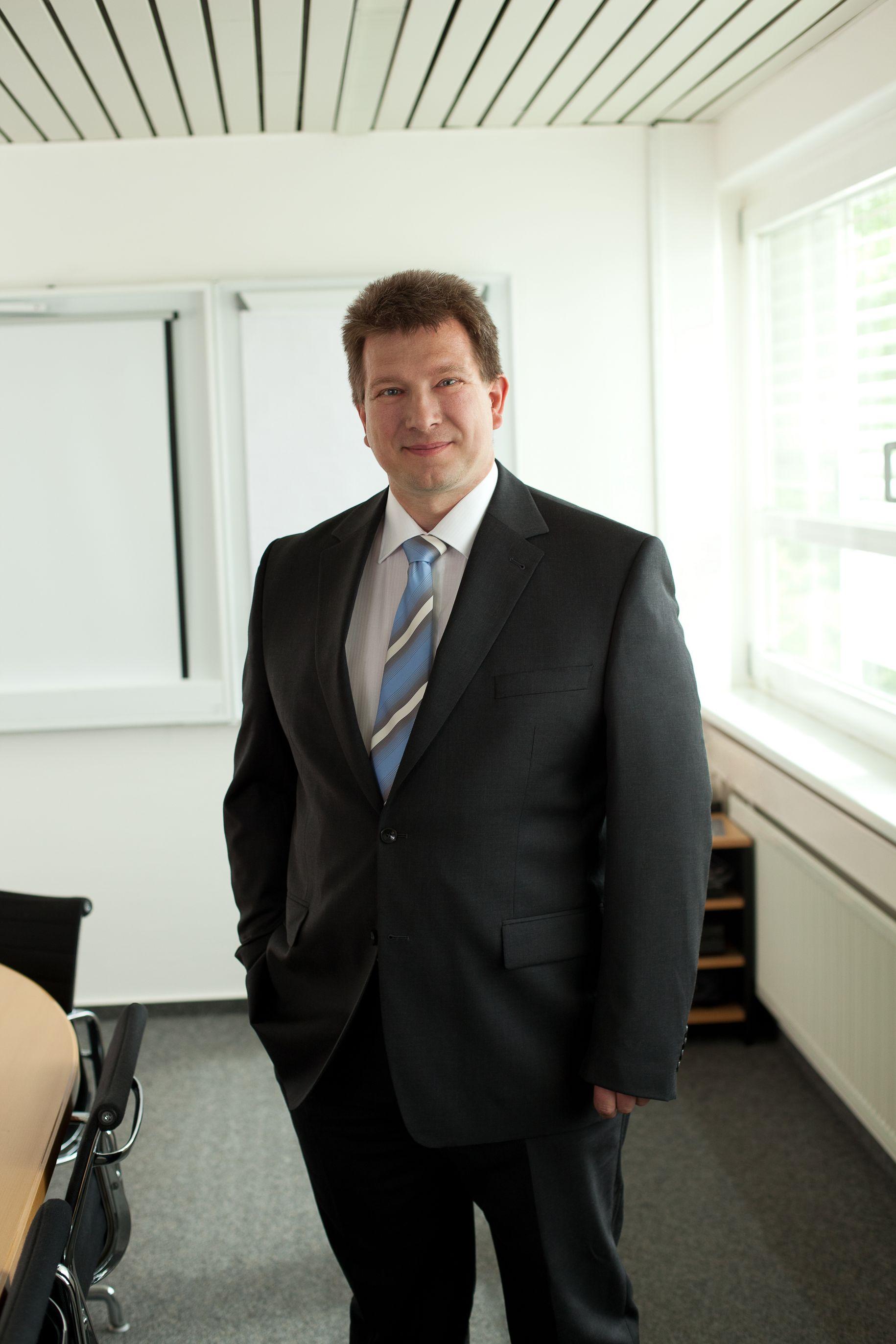 Christian Dietl, Geschäftsführer, Abel GmbH & Co. KG, Büchen