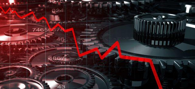 Herbe Verluste: Durch die Pandemie macht der Mittelstand deutlich weniger Umsätze.
