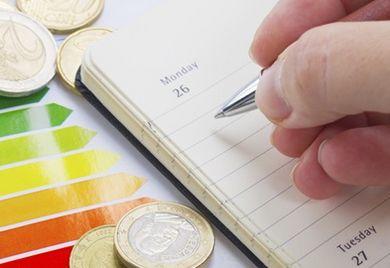 Der Mittelstand sieht die hohen Energiekosten als Belastung an.