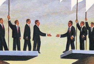 Arbeitsvertrag muss nicht Vertrauenssache sein.