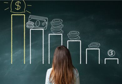 Ein weiter Weg: Frauen sind deutlich seltener Spitzenverdiener als männliche Kollegen.